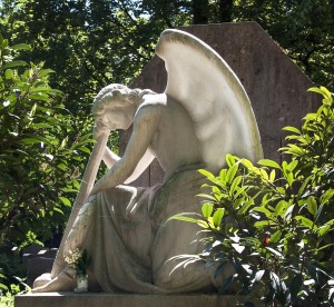 ange cimetière