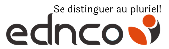 Ednco Logo + slogan