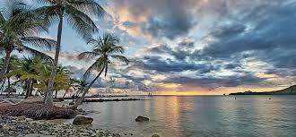 Plage Pointe du Marin Martinique
