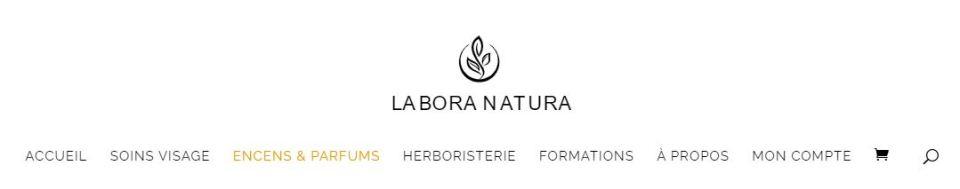 labora natura header